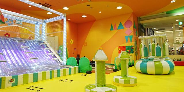 モーリーファンタジー「スキッズガーデン」 札幌発寒店