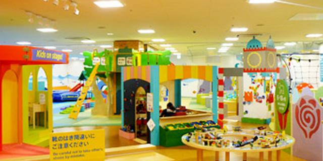 ボーネルンドあそびのせかい「キドキド」広島パセーラ店